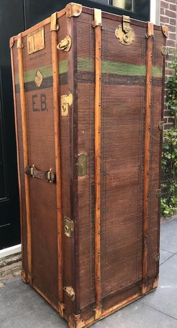 wardrobe trunk made in germany - Wardrobe Trunk